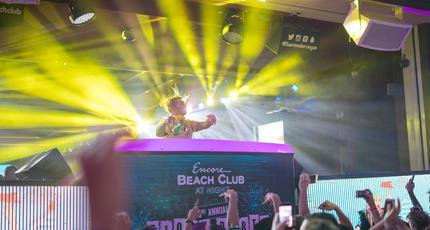 Encore Beach Club Photos
