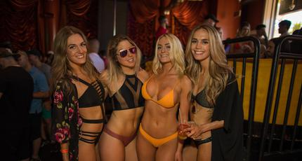Encore Beach Club Photos
