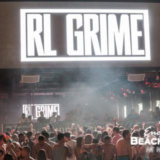 RL Grime EBC at Night