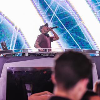 DJ Vice EBC at Night