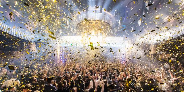 XS Nightclub Marks 8-Year Anniversary with Eight Night Celebration