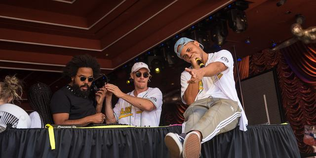 """Major Lazer's Star-Studded Benefit Concert """"Relief Is The Mission"""""""