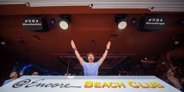 "David Guetta Previews ""Dirty Sexy Money"""