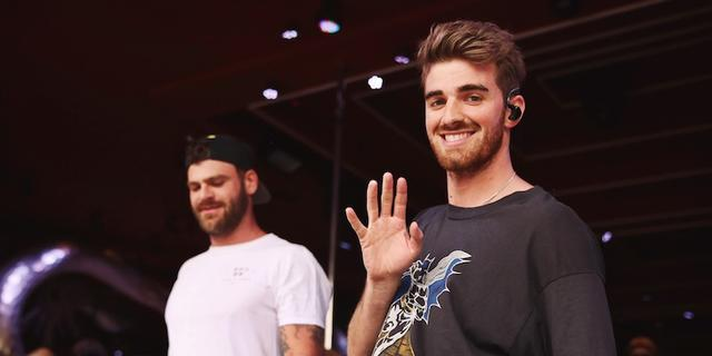 """The Chainsmokers Make Billboard's List of """"Biggest Hits Of All Time"""""""