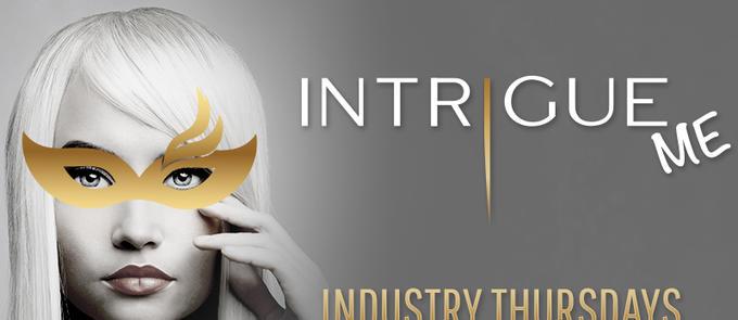 Intrigue Nightclub Presents: Intrigue Me Thursdays