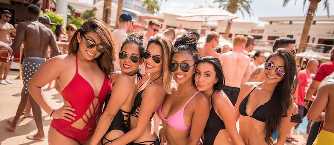 Labor Day Weekend 2016 At Wynn Las Vegas